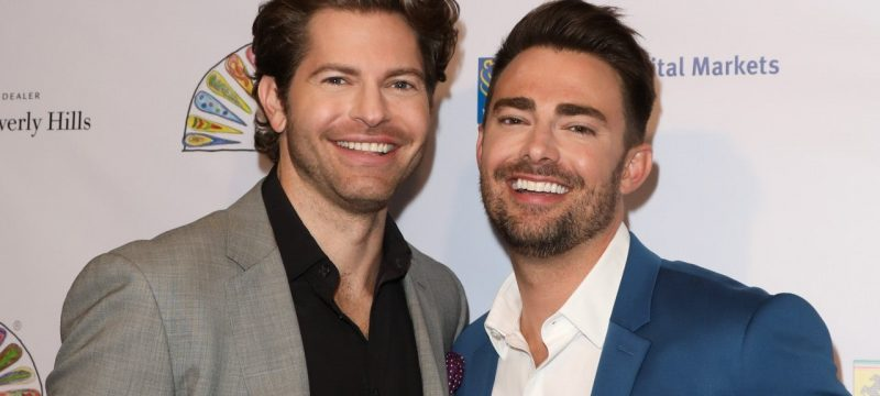 'Mean Girls' Star Jonathan Bennett Is Engaged to Jaymes Vaughan