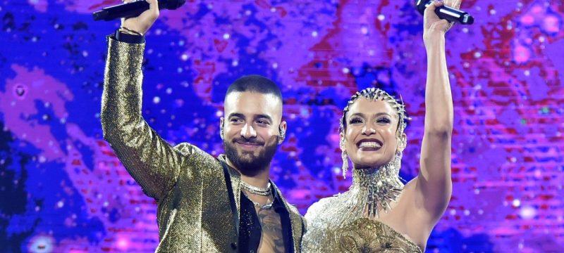 Jennifer Lopez and Maluma to Perform at 2020 American Music Awards