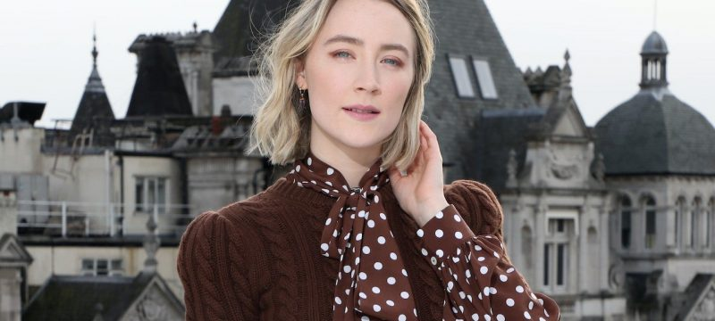 Saoirse Ronan on 'Ammonite,' Awards Season and Not Feeling Nervous About Sex Scenes (Exclusive)
