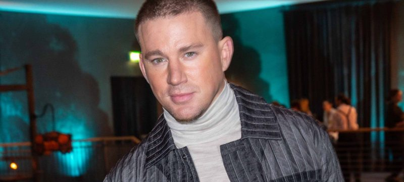 Channing Tatum Shaves His Head As Part Of His Acting 'Ritual'