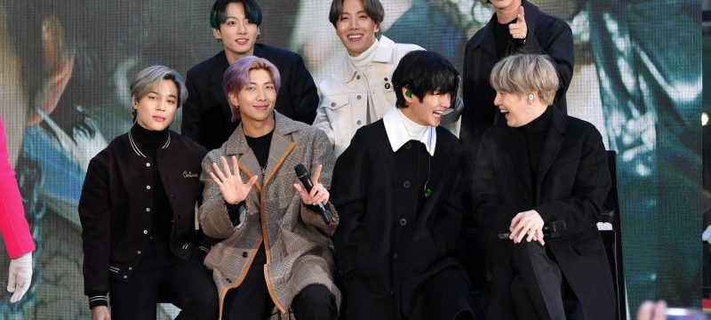 BTS Performs 'Life Goes On' and 'Dynamite' at 2020 AMAs