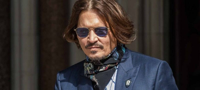 Johnny Depp Loses Libel Case Over British Tabloid That Accused Him of Abusing Amber Heard