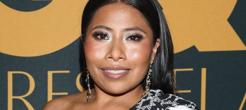 'Roma' Star Yalitza Aparicio to Co-Host Latin GRAMMYs