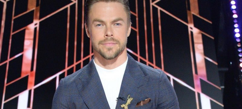 Derek Hough on What to Expect From His Next 'DWTS' Performance (Exclusive)