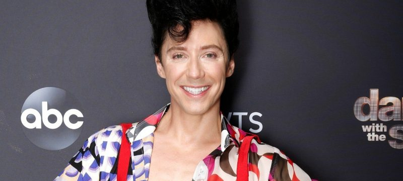 Johnny Weir Transforms Into Amy Winehouse for Dazzling 'DWTS' Quickstep