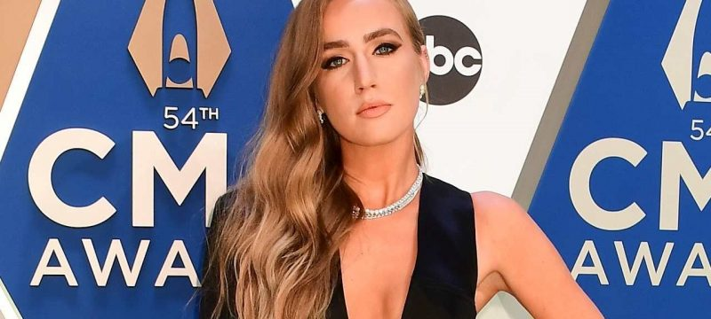 Ingrid Andress Breaks Down During CMA Awards Performance of 'More Hearts Than Mine'