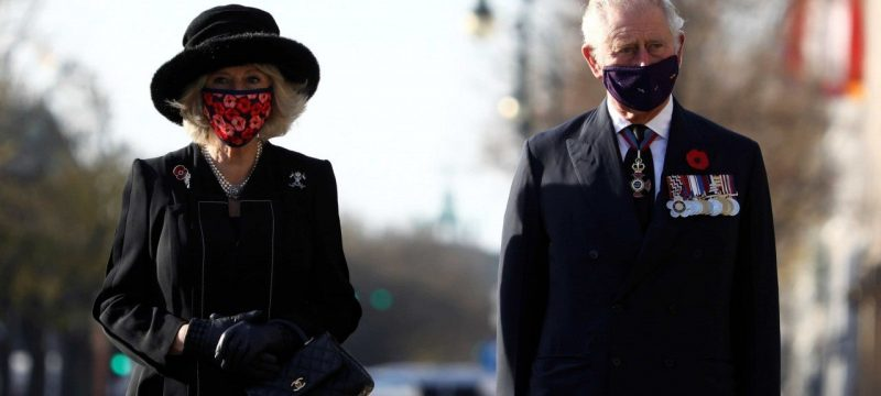 Prince Charles and Camilla Make Historic Visit to Germany In First Overseas Visit Since Pandemic