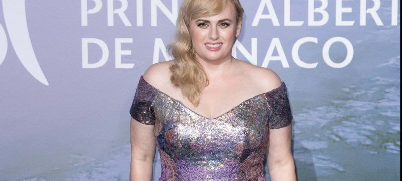 Rebel Wilson Poses in Sports Bra as She Nears Her Weight Loss Goal