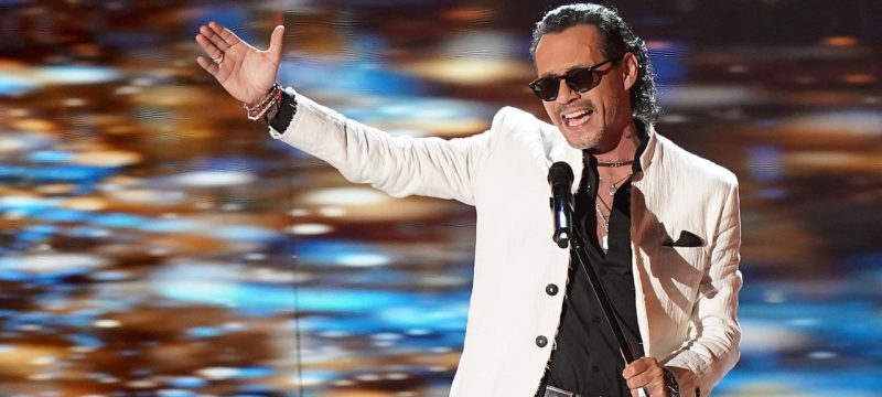 Marc Anthony Will Make You Swoon With 'Un Amor Eterno' Performance at 2020 Latin GRAMMYs