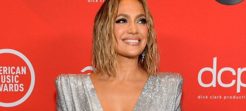 Jennifer Lopez Poses Fully Nude for Cover Art of New Single
