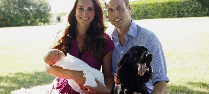 Prince William and Kate Middleton Mourn Death of Their Dog Lupo