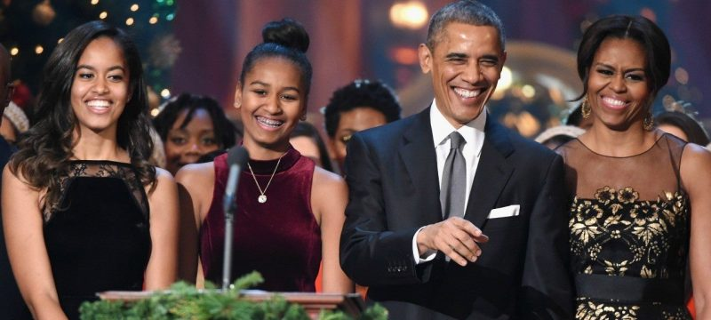 Barack Obama Reflects on His 'Absent' Father as He Dedicates Memoir to Michelle & Daughters
