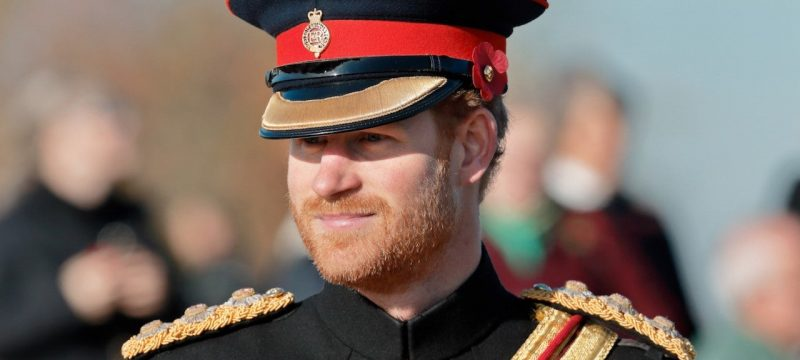 Prince Harry Reflects on His Military Service as He Celebrates Remembrance Sunday