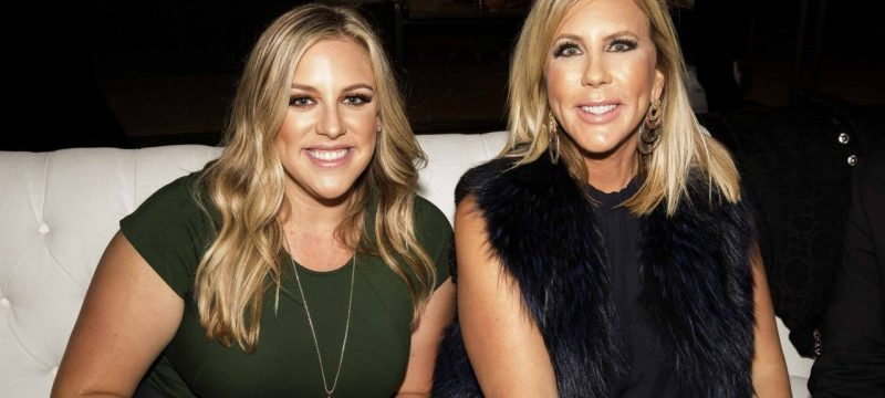 Vicki Gunvalson's Daughter Briana Culberson Gives Birth to Baby No. 3