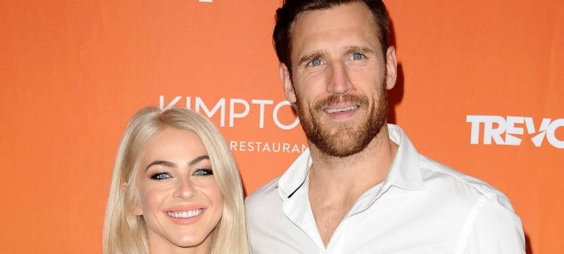 Julianne Hough Files for Divorce from Brooks Laich