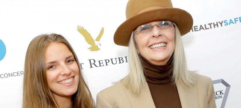 Diane Keaton's Daughter Dexter Engaged to Boyfriend Jordan White: See the Pics!