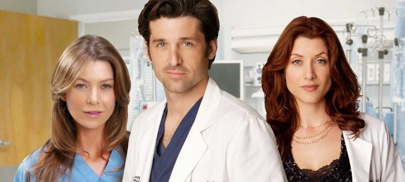 Kate Walsh Shares Her Character's Response to Meredith and Derek's 'Grey's Anatomy' Reunion