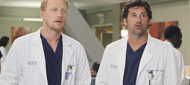 Kevin McKidd Says Patrick Dempsey's 'Grey's Anatomy' Surprise Is Just 'Tip of the Iceberg' (Exclusive)