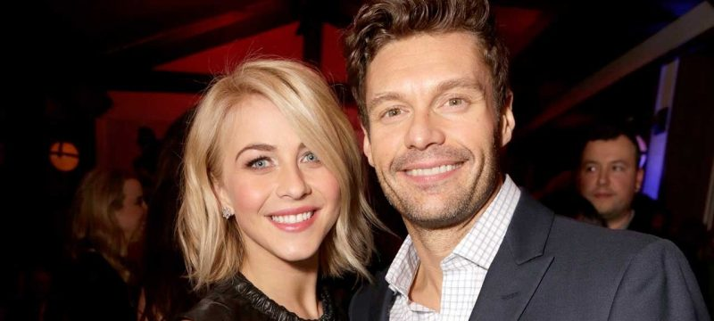 Julianne Hough Opens Up About Feeling 'Lost' the Year of Her Split From Ryan Seacrest