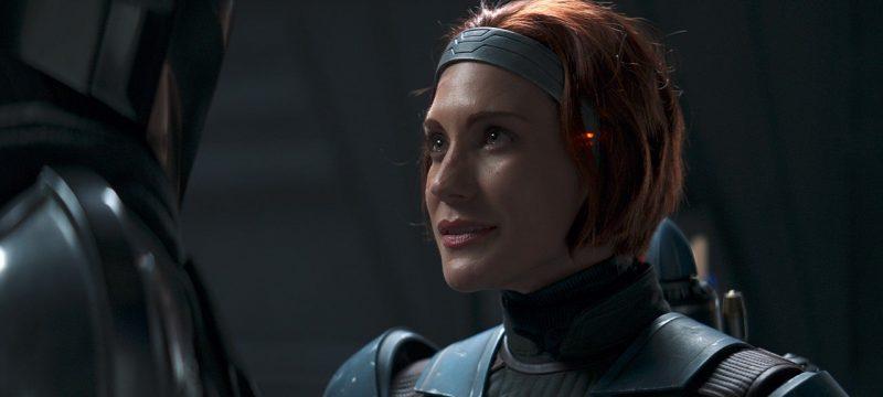 'The Mandalorian': Katee Sackhoff on Joining Season 2 as Bo-Katan (Exclusive)