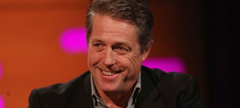 Hugh Grant Says Being Away From His Kids While Filming Constantly Brought Him to Tears