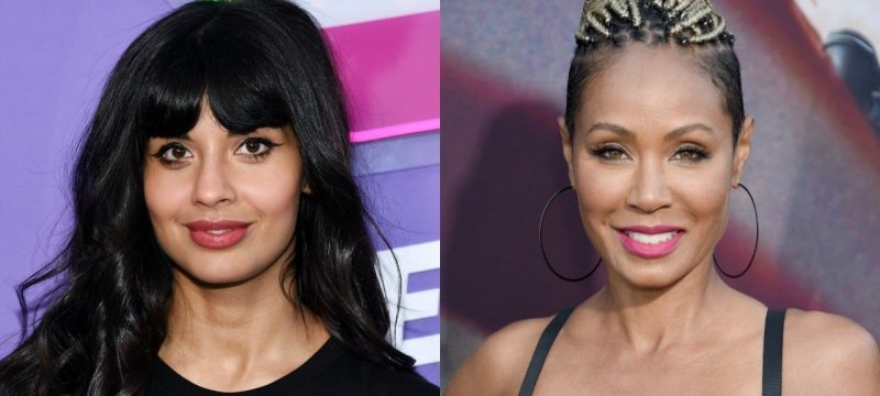 Jameela Jamil Tells Jada Pinkett Smith She Used to Dislike Her After Reading a Rumor About Her Marriage
