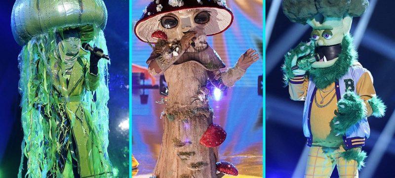 'The Masked Singer': ET Is Live Blogging Week 6's Group C Playoffs!