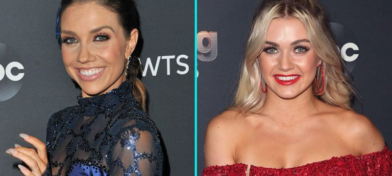Jenna Johnson Says She FaceTimed Lindsay Arnold Just 10 Minutes After the 'DWTS' Pro Gave Birth (Exclusive)