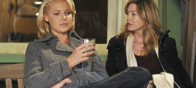 Ellen Pompeo Posts 'Grey's Anatomy' GIF of Katherine Heigl, Sparking Fan Theories