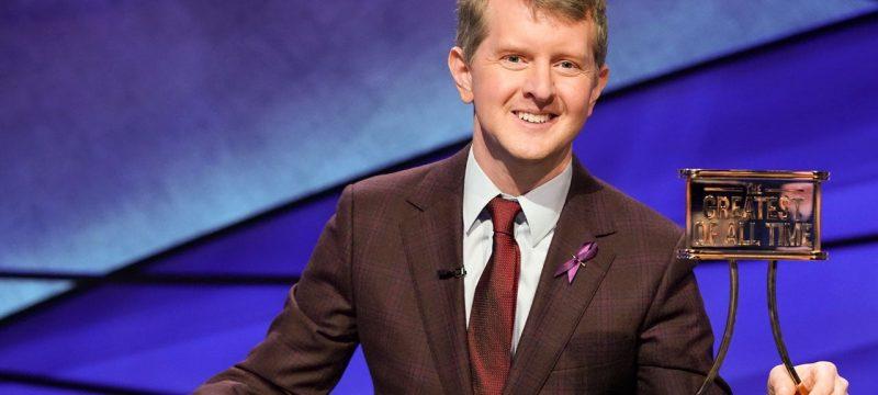 'Jeopardy!' Announces Ken Jennings Will Serve as First Interim Guest Host