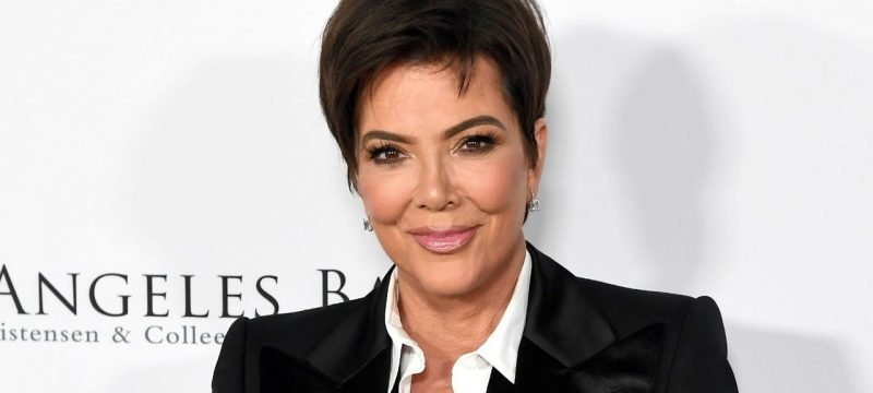 Kris Jenner Says She'd Do 'Dancing With the Stars' Under One Condition