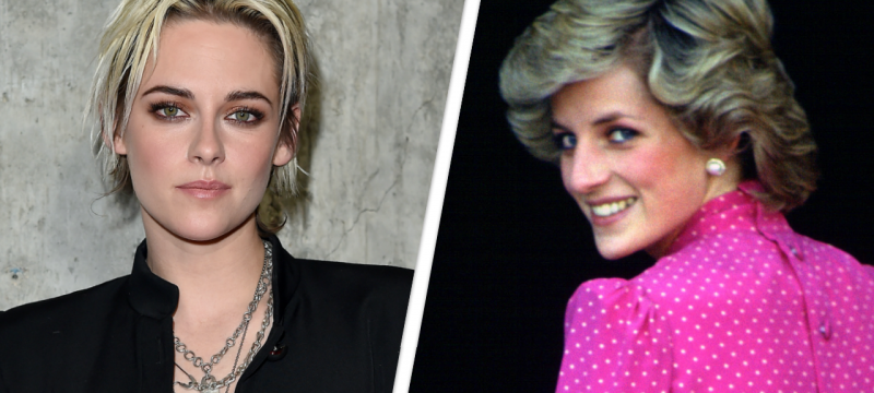 Kristen Stewart Feels 'Protective' of Princess Diana as She Prepares to Play Her in Upcoming Film
