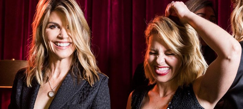 Candace Cameron Bure Shares What Appears to Be a Note From Lori Loughlin About 'Fuller House' Series Finale