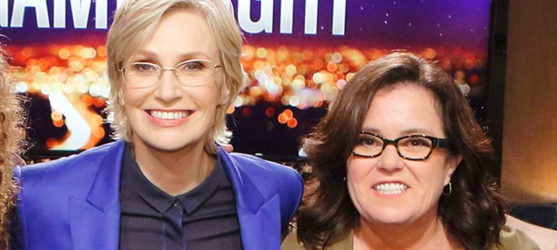 Jane Lynch Opens Up About the Iconic Role She Lost to Rosie O'Donnell: 'It Was Heartbreaking'