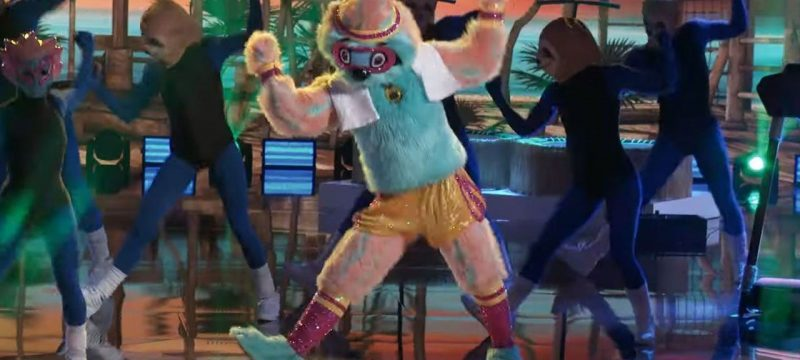 'The Masked Dancer': Meet the First Round of Costumes in New Promo!
