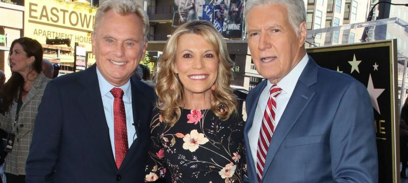 'Wheel of Fortune' Stars Pat Sajak and Vanna White Honor Alex Trebek in Moving Posts