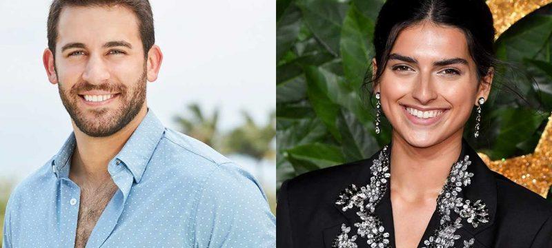 'Bachelor in Paradise' Alum Derek Peth Engaged to Saffron Vadher