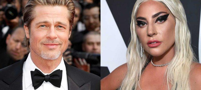 Lady Gaga Is in Talks to Star Opposite Brad Pitt in 'Bullet Train'
