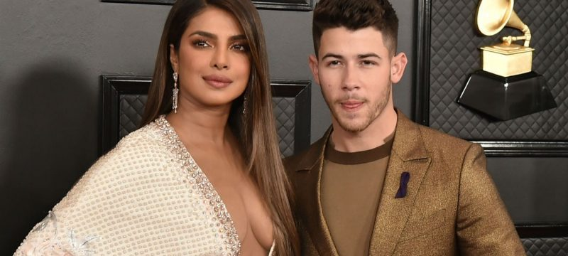 Nick Jonas and Priyanka Chopra Send 'Love and Light' With Diwali Celebration