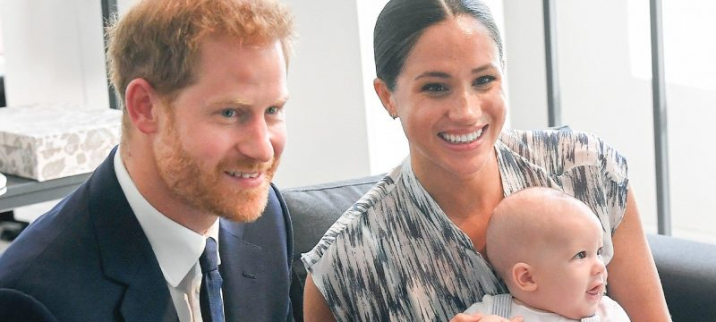 Prince Harry and Meghan Markle Celebrate Their First American Thanksgiving in the U.S.