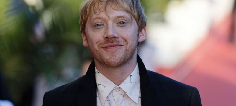 Rupert Grint Shares First Photo of Daughter and Reveals Her Name