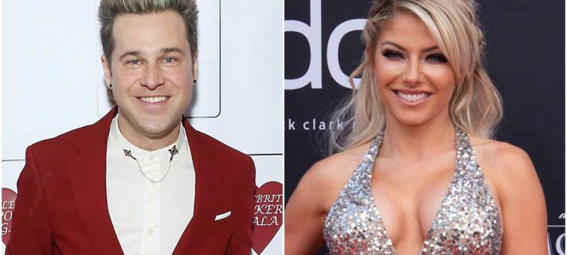 Ryan Cabrera and WWE Star Alexa Bliss Engaged: See His Proposal!