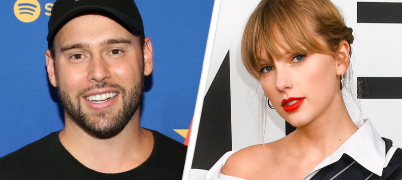 Scooter Braun Sells Taylor Swift's Masters for Over $300 Million: Report