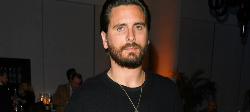 Scott Disick Spending Most of His Time With Kourtney Kardashian, Not Exclusive With Amelia Hamlin
