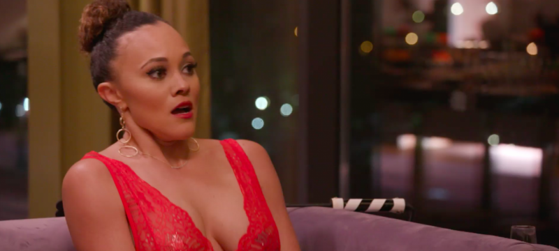 'RHOP' Cast Interrogates Ashley Over Support of Monique in Her Legal Battle With Candiace (Exclusive)