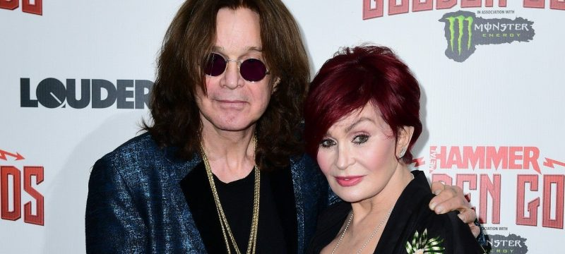 Ozzy Osbourne Says One of His Biggest Regrets Is Cheating on Sharon Osbourne