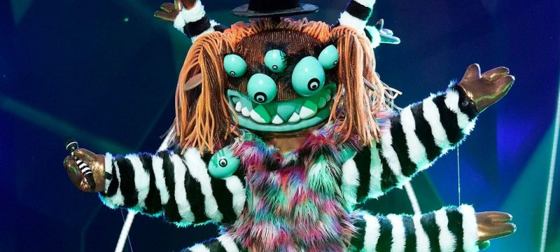 'The Masked Singer': Squiggly Monster Gets Straightened Out in Hilarious Elimination — See Who Got Unmasked!