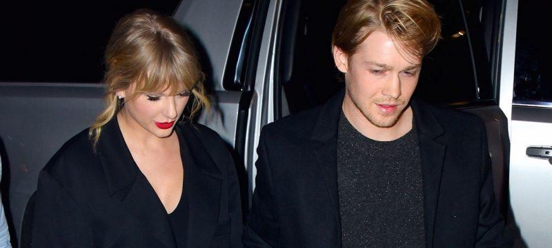 Taylor Swift Says Boyfriend Joe Alwyn 'Absolutely' Understands Her A-Lister Lifestyle