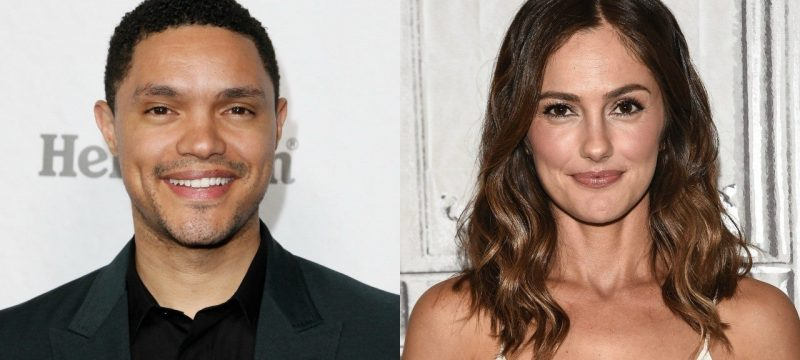 Trevor Noah and Minka Kelly Spotted Looking at Houses Together, Source Says