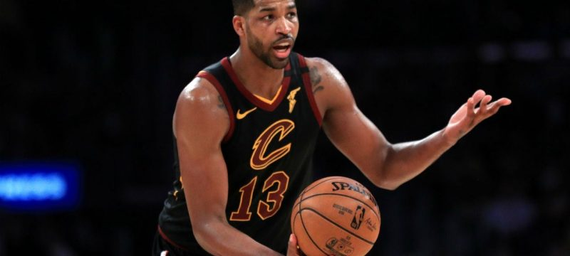 Tristan Thompson Becomes a US Citizen — See the Pic!